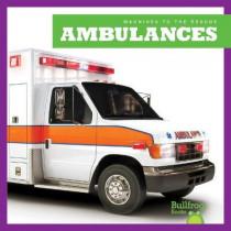 Ambulances by Bizzy Harris, 9781645279044