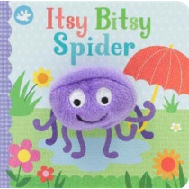 Itsy Bitsy Spider by Cottage Door Press, 9781680524345
