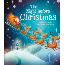 The Night Before Christmas by Cottage Door Press, 9781680524567