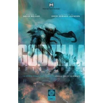 Godzilla Aftershock by Arvid Nelson, 9781681160535