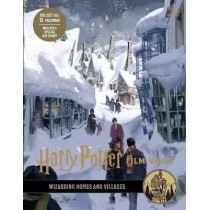 Harry Potter: Film Vault: Volume 10: Wizarding Homes and Villages by Insight Editions, 9781683838340