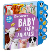 Discovery: Baby Farm Animals! by Thea Feldman, 9781684126941