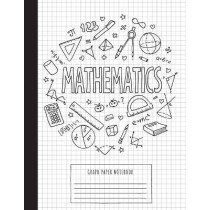 """Graph Paper Notebook: (Large, 8.5""""x11"""") 100 Pages, 4 Squares per Inch, Math and Science Graph Paper Composition Notebook for Students by Blank Classic, 9781774761496"""