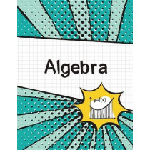 Algebra Graph Paper Notebook: (Large, 8.5x11) 100 Pages, 4 Squares per Inch, Math Graph Paper Composition Notebook for Students by Blank Classic, 9781774761977