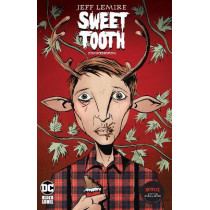 Sweet Tooth Compendium by Jeff Lemire, 9781779510242