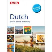 Berlitz Phrase Book & Dictionary Dutch (Bilingual dictionary), 9781780044897