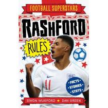 Rashford Rules (Football Superstars) by Simon Mugford, 9781783126279