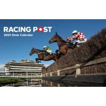Racing Post Desk Calendar 2021 by Racing Post, 9781785318351