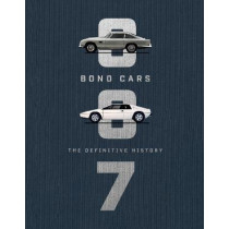 Bond Cars: The Definitive History by TBC Author, 9781785945144