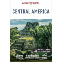 Insight Guides Central America (Travel Guide with Free eBook) by Insight Guides, 9781786716187