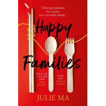 Happy Families by Julie Ma, 9781787396883