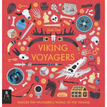 Viking Voyagers by Jack Tite, 9781787419391