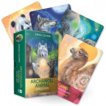 Archangel Animal Oracle Cards: A 44-Card Deck and Guidebook by Diana Cooper, 9781788170765