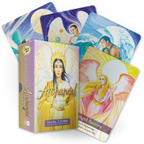 Archangel Oracle Cards: A 44-Card Deck and Guidebook by Diana Cooper, 9781788173971