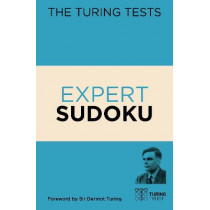 The Turing Tests Expert Sudoku by Eric Saunders, 9781788887502
