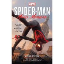 Marvel's Spider-Man: Miles Morales - Wings of Fury by Brittney Morris, 9781789094862