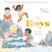 The Boys by Lauren Ace, 9781838911591