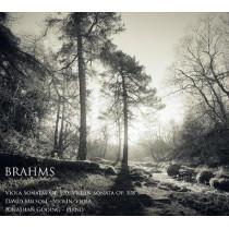 Brahms: Viola Sonatas Op. 120, Violin Sonata Op. 108 by David Milsom, 9781862181830