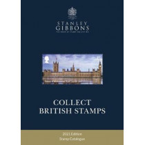 2021 COLLECT BRITISH STAMPS by Hugh Jefferies, 9781911304692