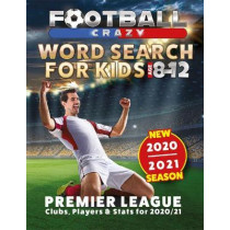 Football Crazy Word Search For Kids, 9781913467289