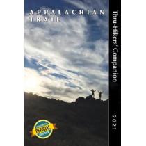 Appalachian Trail Thru-Hikers' Companion 2021 by Robert Sylvester, 9781944958176
