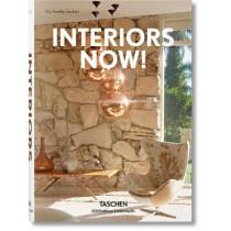 Interiors Now! by TASCHEN, 9783836567558