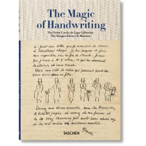 The Magic of Handwriting. The Correa do Lago Collection by Christine Nelson, 9783836574389