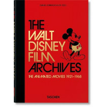 The Walt Disney Film Archives. The Animated Movies 1921-1968 - 40, 9783836580861