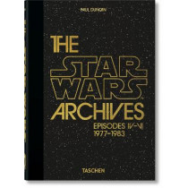 The Star Wars Archives. 1977-1983 - 40, 9783836581172