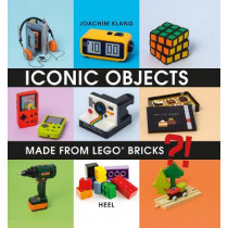 Iconic Objects Made From LEGO (R) Bricks by Joachim Klang, 9783966640039