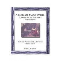 A Man of Many parts: Portrait of an Inimitable Swordsman - Ronald Alexander Lidstone by Paul Budden, 9784907009243