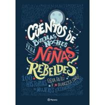 Cuentos de Buenas Noches Para Ninas Rebeldes by Elena Favilli, 9786070739798