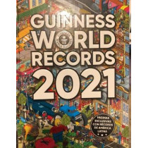 Guinness World Records 2021 by Guinness World, 9788408232179