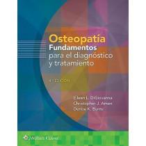Osteopatia. Fundamentos para el diagnostico y el tratamiento by Eileen DiGiovanna, 9788418257674