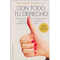 Con Todo Tu Derecho by Robert Alberti, 9788497772471