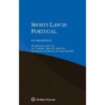 Sports Law in Portugal by Rui Botica Santos, 9789041166777