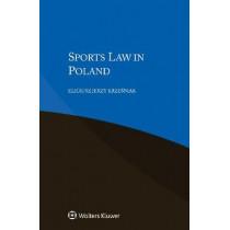 Sports Law in Poland by Eligiusz Jerzy Krzesniak, 9789403500508