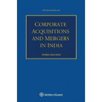 Corporate Acquisitions and Mergers in India by Pradeep Kumar Jain, 9789403527604
